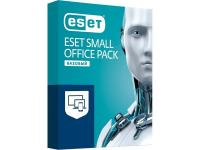 Программное Обеспечение Eset NOD32 Small Office Pack Базовый newsale for 3 users (NOD32-SOP-NS(BOX)-1-3)