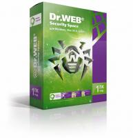 Программное Обеспечение DR.Web Security Space 1PC 1Y (BHW-B-12M-1-A3)