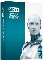 Программное Обеспечение Eset NOD32 Антивирус 1PC 1Y Box (NOD32-ENA-NS(ABOX)-1-1)