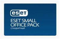 Программное Обеспечение Eset NOD32 Small Office Pack Станд new 5 users (NOD32-SOS-NS(BOX)-1-5)